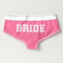Bride Bachelorette Wedding Briefs