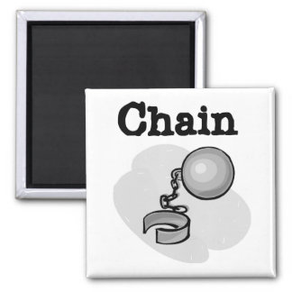 Bride Ball and Chain Tshirts and Gifts Magnet