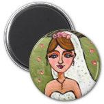 Bride Beautiful - magnet