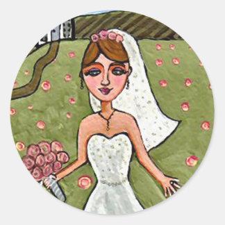 Bride Beautiful - stickers