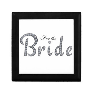 Bride bling gift box