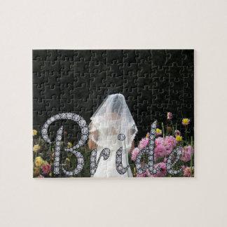 Bride bling puzzle