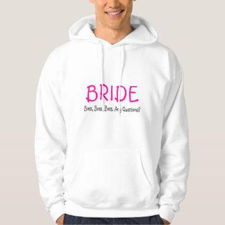 Bride (Boss) Hoodie