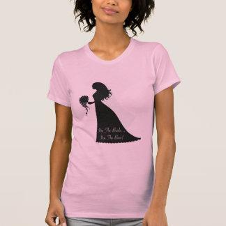 Bride Boss Silhouette T-Shirt