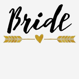 bride tribe t shirts shirt designs zazzle