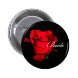 Bride Buttons