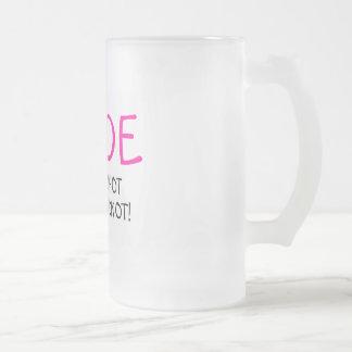 Bride Buy Me A Shot Im Tying The Knot Coffee Mugs