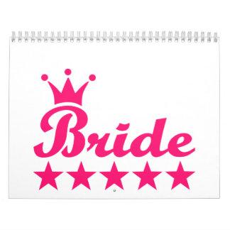 Bride Calendar