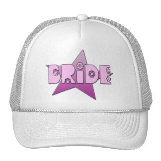 Bride Cap Trucker Hats