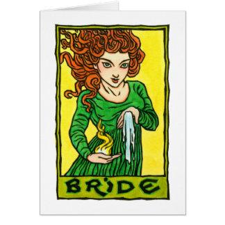 Bride Card