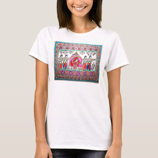 Bride carried to her home T-Shirt