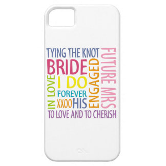 Bride iPhone 5 Cover