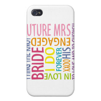 Bride Cases For iPhone 4