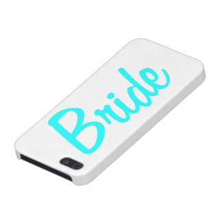 Bride cell phone case