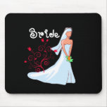 BRIDE CIR DK MOUSE PAD