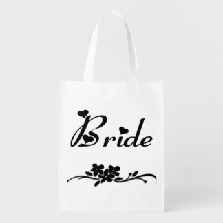 Bride Classics Grocery Bag