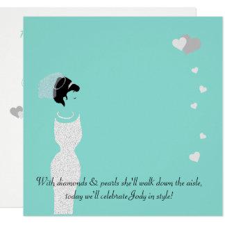 BRIDE & CO Bridal Shower Square Invitation