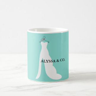 BRIDE & CO Here Comes The Bride Party Mug