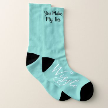 BRIDE & CO You Make My Toes Wiggle Party Socks