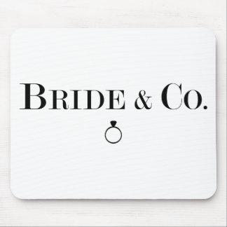 Bride & Company Mouse Pad