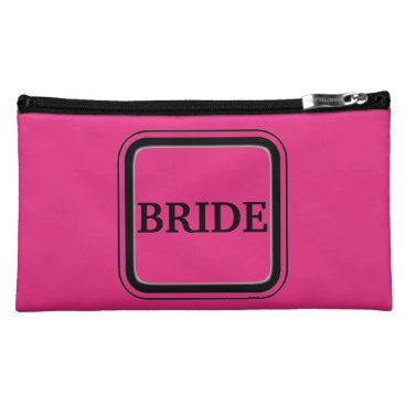 Bride Themed Bride Cosmetic Case (Clean back)