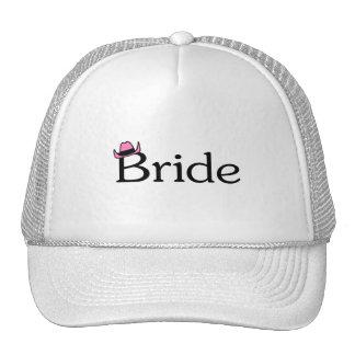 Bride (Cowboy Hat)