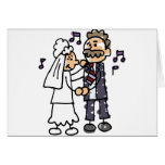 Bride Dances With Father Daughter Wedding Dance Card
