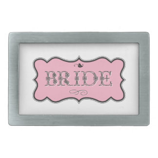 Bride Design 01 273a Belt Buckle