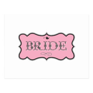Bride Design 01 273a Postcard