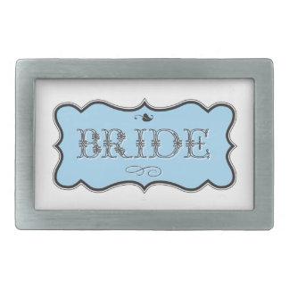 Bride Design 01 273b Rectangular Belt Buckle
