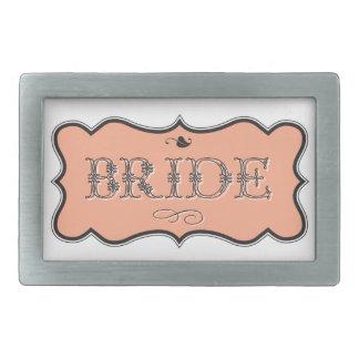 Bride Design 01 273c ( Rectangular Belt Buckles