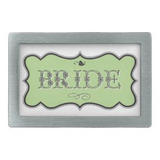 Bride Design 01 273e Belt Buckle