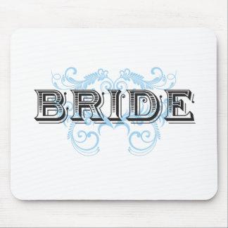 Bride Design 02 273b Mouse Pad