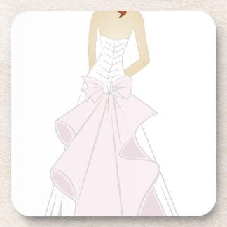 Bride Drink Coaster