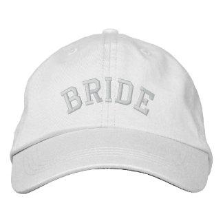 BRIDE EMBROIDERED BASEBALL CAP