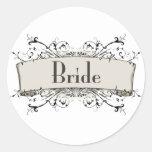 *Bride Etiqueta