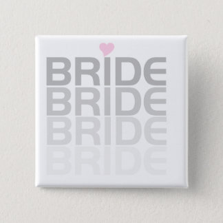 Bride Fade Tshirts and Gifts Button