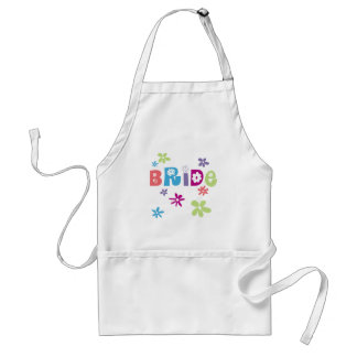 Bride Favors and Gifts Adult Apron