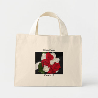 Bride Fever, Catch It! Tote Bags