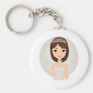 Bride final keychain