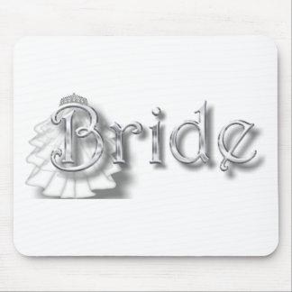 ♥Bride - for Bachlorette Party, Shower, Honeymoon♥ Mouse Pad