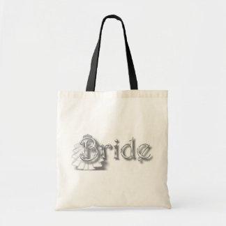 ♥Bride - for Bachlorette Party, Shower, Honeymoon♥ Tote Bag