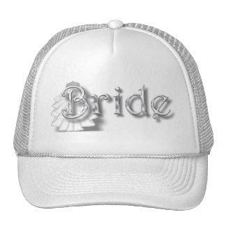 ♥Bride - for Bachlorette Party, Shower, Honeymoon♥ Trucker Hat