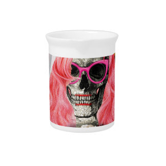 Bride from hell drink pitcher