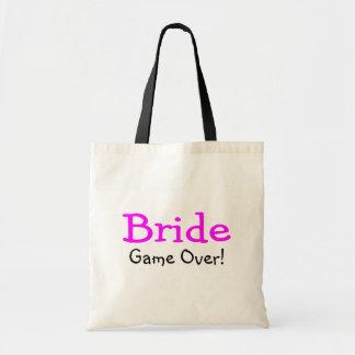 Bride Game Over Bag