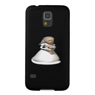 Bride Gray Case For Galaxy S5