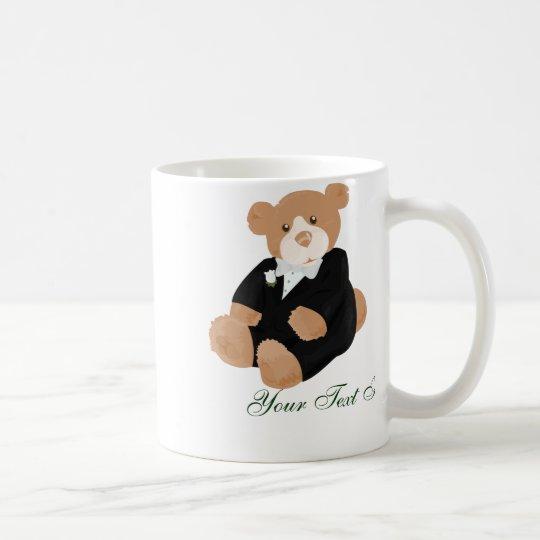 Bride & Groom Bears Mug