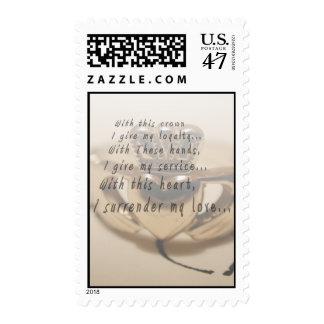 Bride & Groom Irish Claddagh Wedding Ring Postage