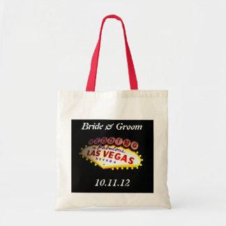 Bride & Groom Las Vegas WEDDING Bag