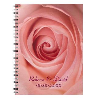 Bride & Groom Notebook